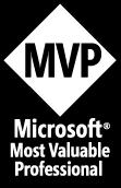 Microsoft MVP Logo.