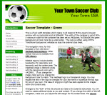 Screenshot Soccer Template - Green.