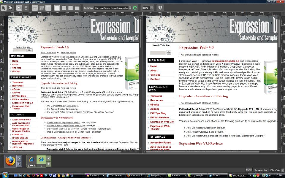 microsoft expression studio tutorial